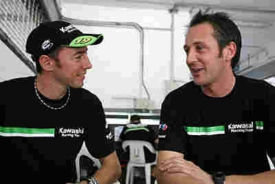 Moto GP: Italie: O.J, au bout de l'effort.