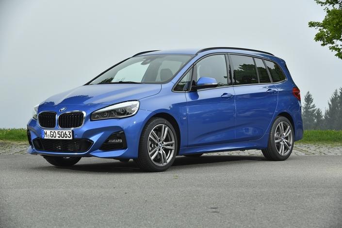 Modèle d'illustration : BMW 220i Gran Tourer M Sport