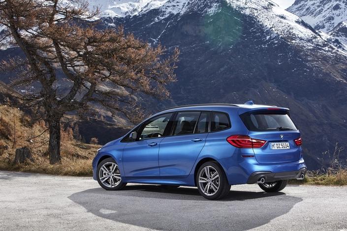 Essai – BMW Série 2 Gran Tourer restylée: légère évolution