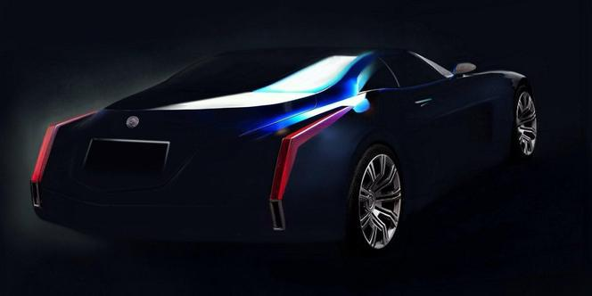 Cadillac : nouveau concept et nouveau logo