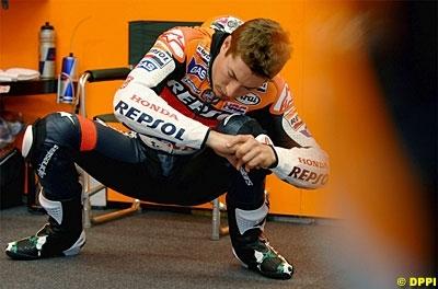 Moto GP: Italie: Podium: 2 Pedrosa.