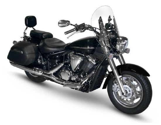"""La série accessoirisée Yamaha : Midnight Star 950 et 1300 UBS """"Tour Classic"""""""