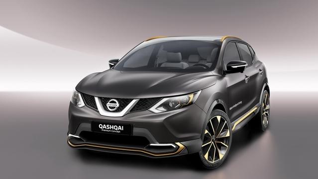 Nissan veut la peau des marques premium avec un Qashqai haut de gamme