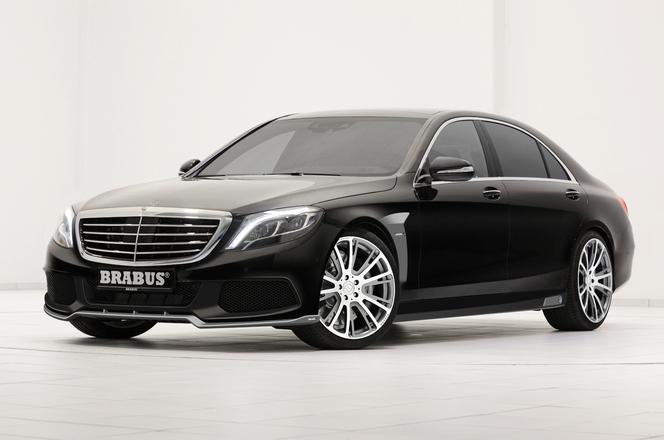 Brabus revoit déjà la Mercedes Classe S