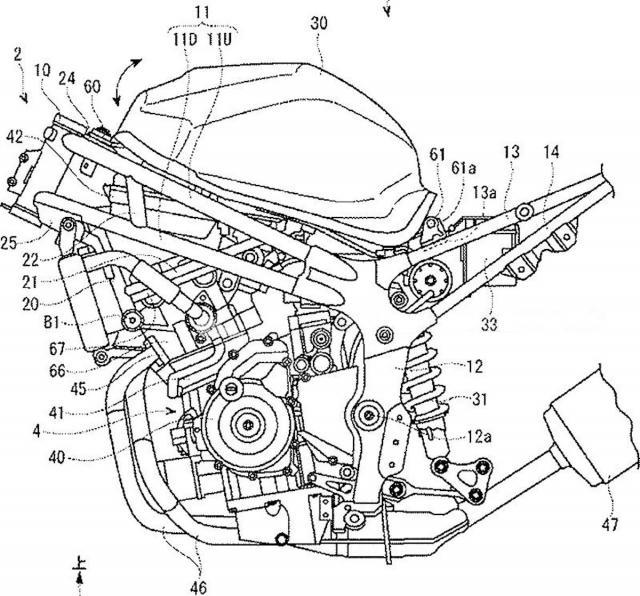 Nouveauté - Suzuki: on travaille sur une 300 GSX-R