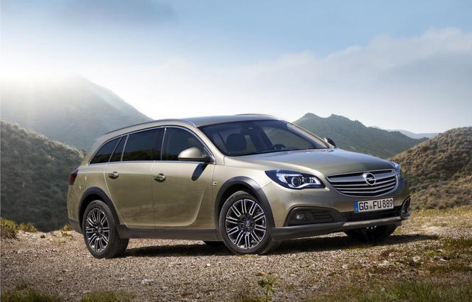 Toutes les nouveautés du salon de Francfort 2013 – Opel Insignia Country Tourer, l'A6 Allroad en ligne de mire
