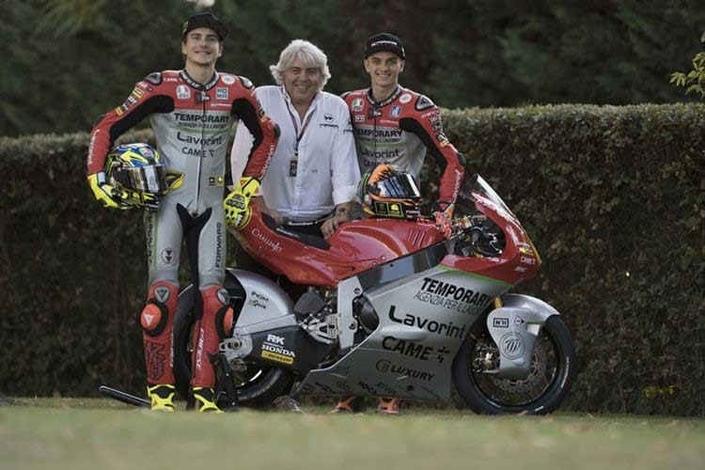MotoGP: MV Agusta revient en Grand Prix!