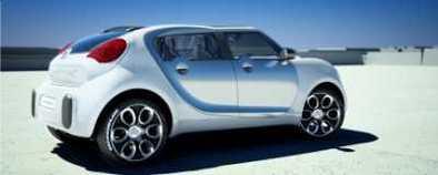 Citroën: une surprise nous attend le 4 février 2009!