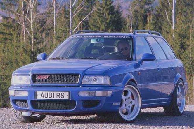 Audi RS2 : résolument sportif !