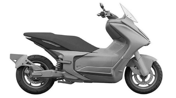 El primer Yamaha Scooter elèctric equivalent a 125 cm3 Properament!