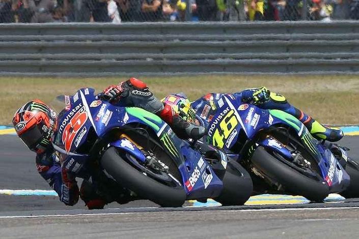 MotoGP - France: Rossi ne sait pas où sa Yamaha va le situer