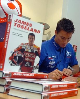Superbike: Toseland a impressionné Honda à Suzuka.