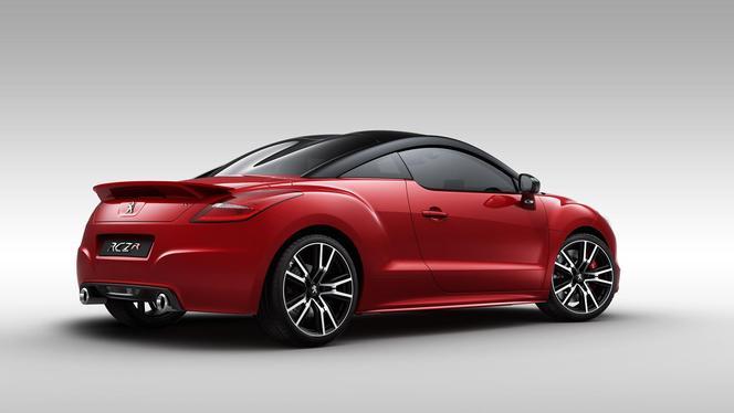 Toutes les nouveautés du salon de Francfort 2013 – Peugeot RCZ R: la lionne la plus puissante jamais commercialisée