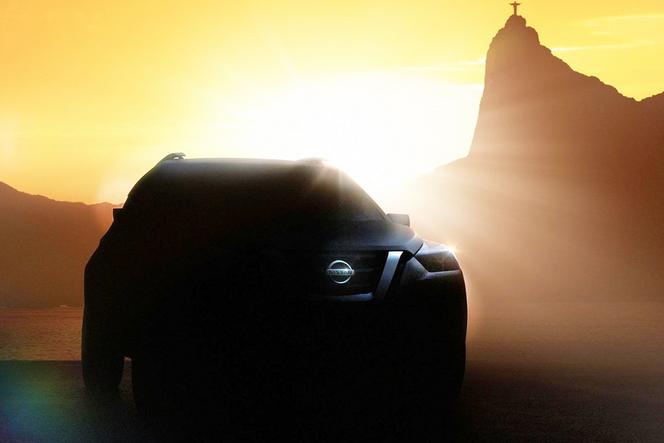 Salon de Sao Paulo 2014 - Nissan tease un concept