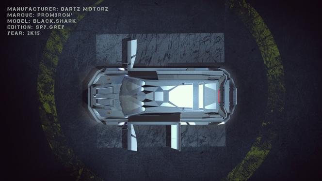 Dartz Prombron Black Shark: un SUV de 1500 ch