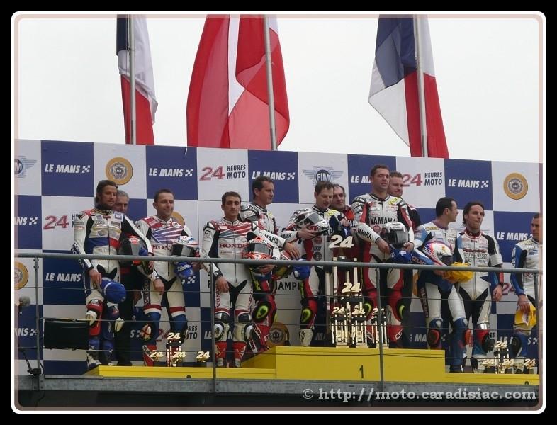 24 H du Mans en direct - D 4 : Austria Racing Team vainqueur des 32e 24 h du Mans