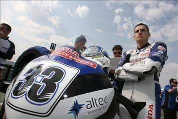 Superbike: Lanzi sera le fantôme de la prochaine manche à Assen