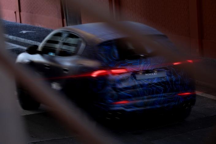 Maserati dévoile des images du SUV Grecale - Caradisiac.com