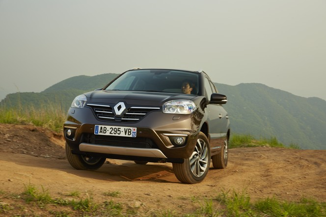 Toutes les nouveautés du salon de Francfort 2013 – Renault Koleos, une nouvelle fois restylé