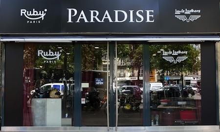 Casques Ruby: Paradise Motorcycles n'a pas dit son dernier mot