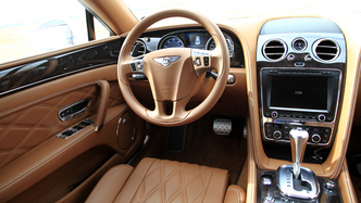 Essai vidéo - Bentley Flying Spur V8 : access first-class