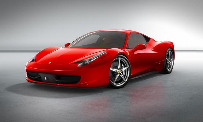 Toutes les nouveautés du salon de Francfort 2013 - Ferrari  458 Speciale : tapageuse