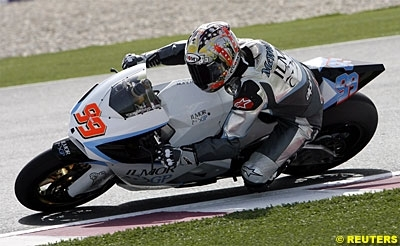 Moto GP: Ilmor va prendre l'air à Goodwood.