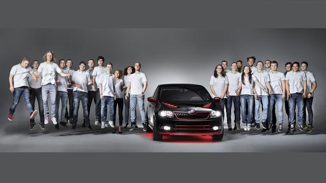 Skoda Atero : le coupé des apprentis de la marque