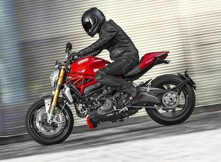 """24ème ADI Compasso D'Oro: """"Mention d'honneur"""" pour la Ducati Monster 1200S"""