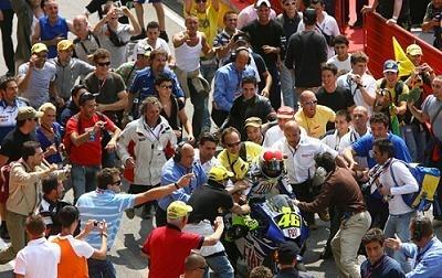 Moto GP: Le Mugello, emporté par la foule ?