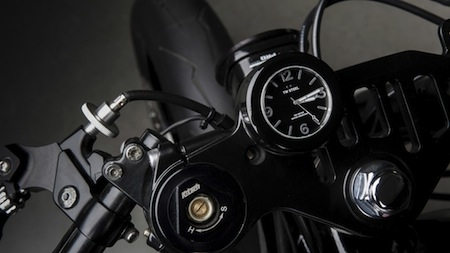Yard Built, Yamaha XV950 sauce « Son of Time » by Numbnut Motorcycles