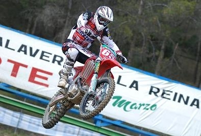 Julien Vanni victorieux en Espagne