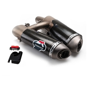 Accessoires Ducati pour l'Hypermotard : Le père Noël avant l'heure !! [+ Photos MD]