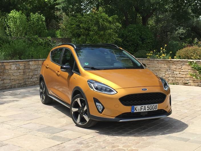 Ford Fiesta Active : découvrez les premières images de l'essai en live + impressions de conduite