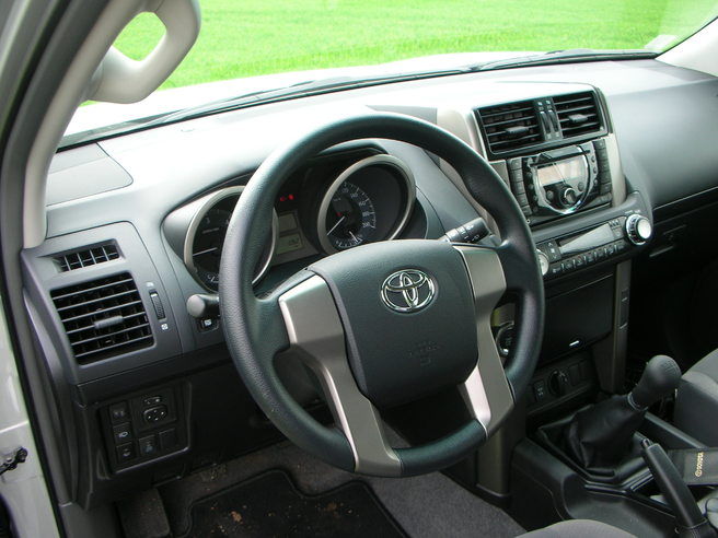 Essai  -Toyota Land Cruiser 3.0 D4-D 190 ch : remise à niveau