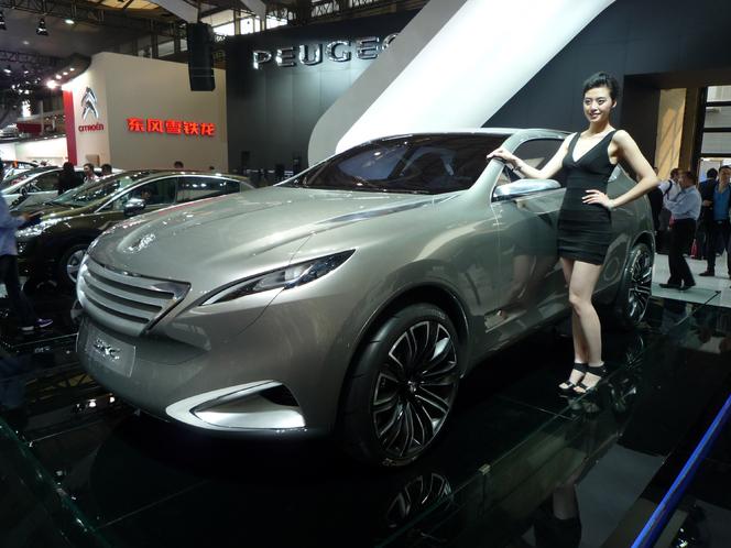 Caradisiac à Shanghai - Peugeot SXC : la Chine par tous les chemins