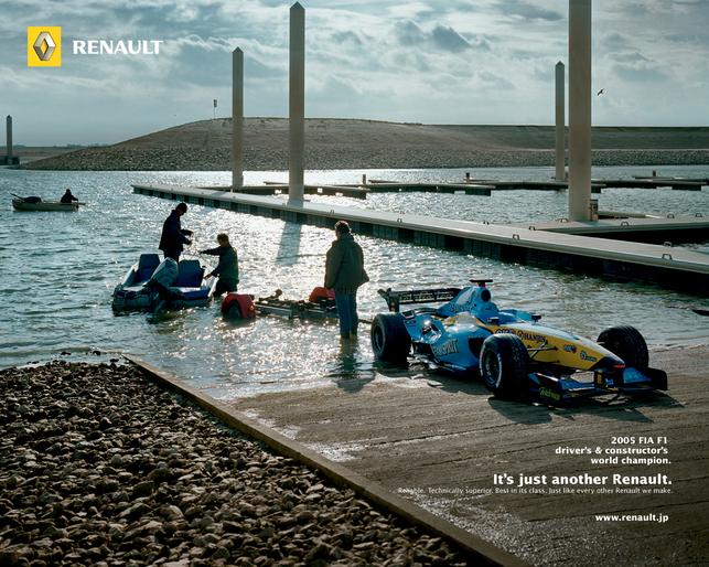 Pub Renault : nouvelle campagne mondiale