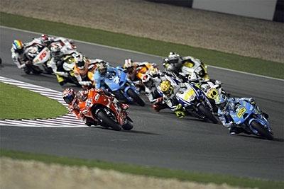 Moto GP: Vers un nouveau découpage des Grands Prix