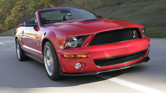 Shelby GT500 Cabriolet