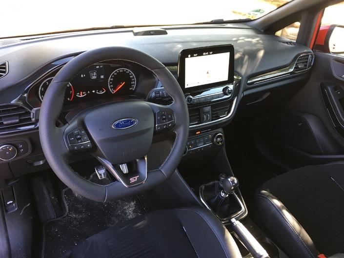 Ford Fiesta ST: découvrez les premières images vidéo de l'essai + Impressions de conduite