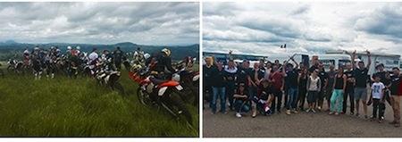 Dafy-Moto: deux journées pour ceux qui bossent dans le groupe