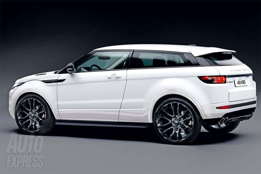2018 Range Rover Velar Price In Terme - Un Range Rover Evoque Sport pointe à l'horizon