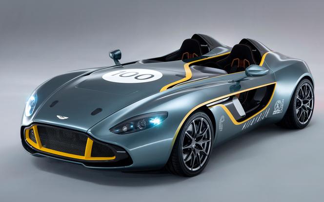 Aston Martin CC100: 2 exemplaires à 600000 € chacun!