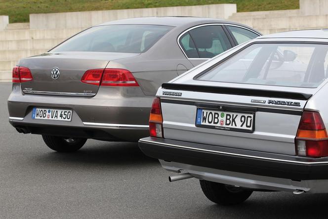 Volkswagen Passat: joyeux 40 ans