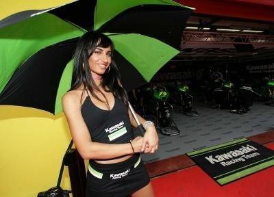 Moto GP: Catalogne D.1: Kawasaki commence doucement.
