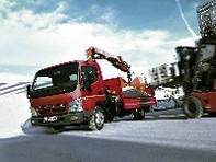 VUL - Mitsubishi Fuso Canter: la fiche technique
