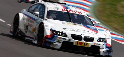 DTM - 1ère pole pour BMW!