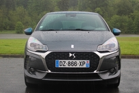 La DS3 adopte la calandre DS Wings