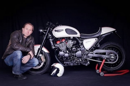 Triumph Thunderbird Sport «Tridays» : Ze english touch !!