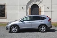 Essai - Honda CR-V 1.6 i-DTEC : bienvenue dans la réalité
